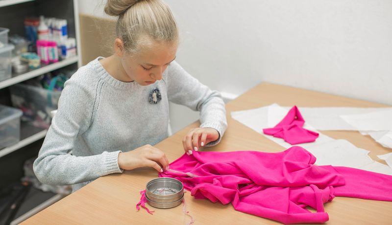 Где проходят курсы обучения пошиву юбки своими руками, чему на них учат