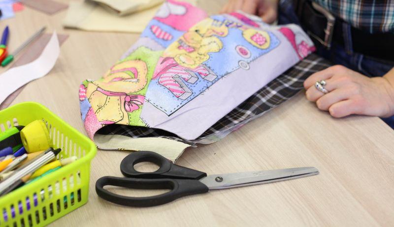 Как и где идет набор на курсы обучения пошиву платьев