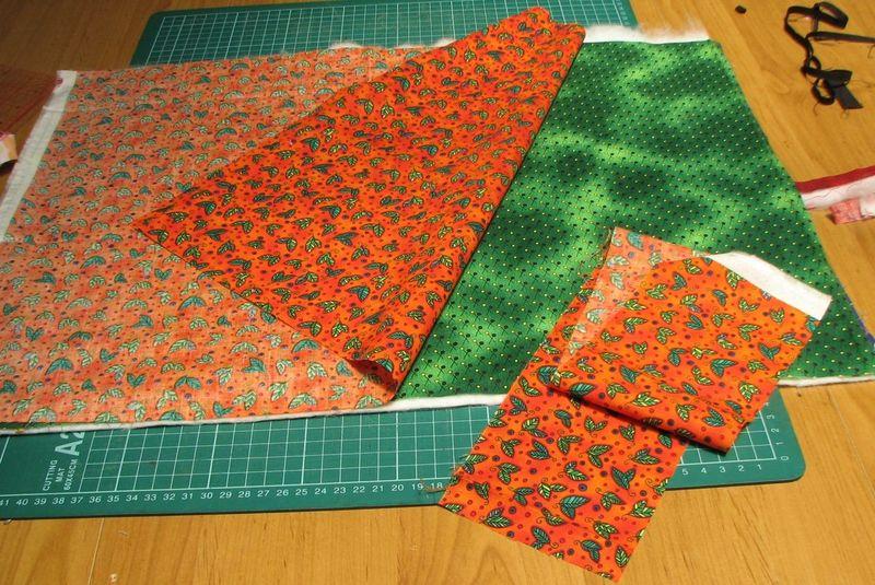 Сшит из кусочков ткани 9