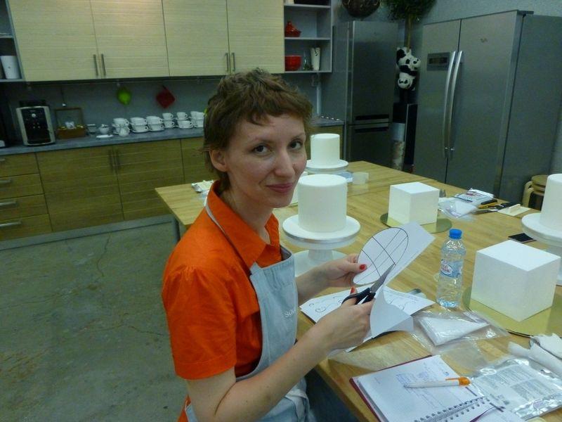 Как и где окончить, закончить семинар (тренинг) по украшению тортов