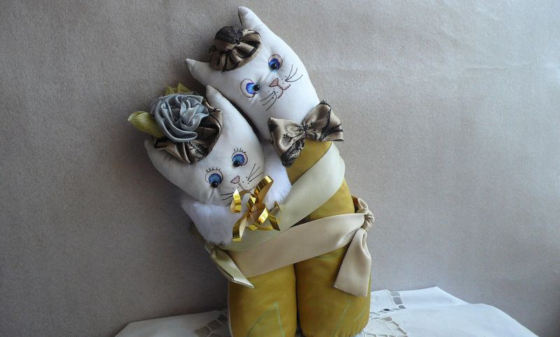 Как и где пойти в школу пошива кукол своими руками из колготок