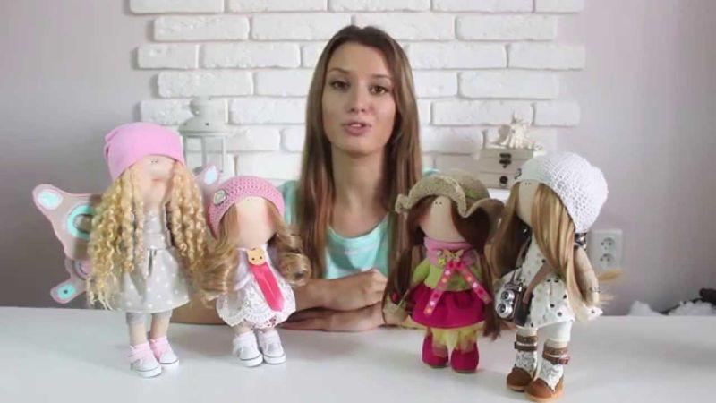 Как и где записаться на семинар (тренинг) по пошиву куклы тильды своими руками