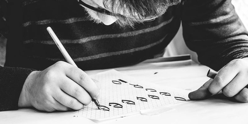 Как и где записаться в учебное заведение каллиграфии