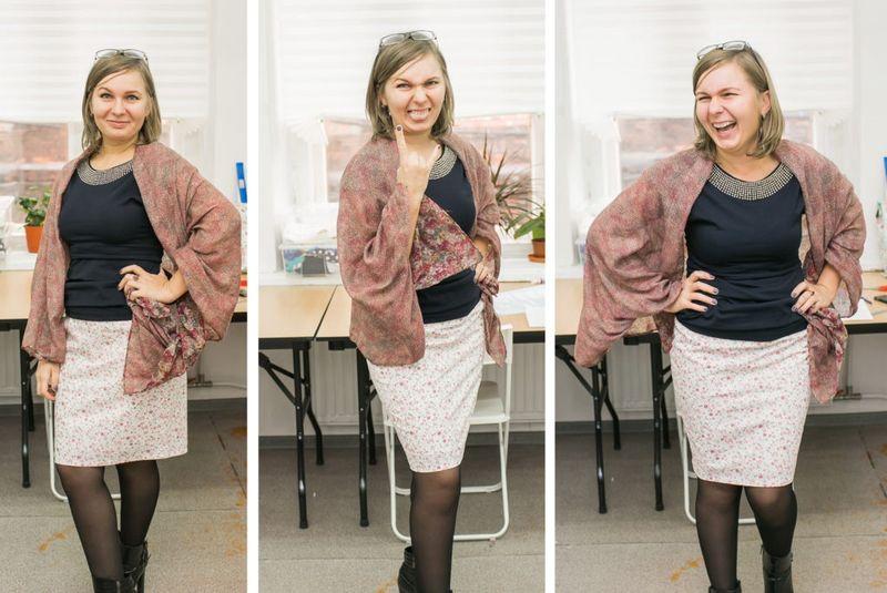 Школа пошива юбки своими руками - как найти, где окончить.