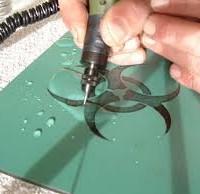 как сделать гравировку
