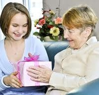 подарок бабушке своими руками