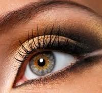 сделать глаза выразительными