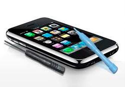использовать iPhone