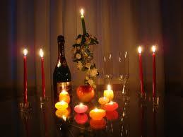 как сделать романтический вечер